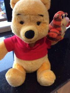 Winnie The Pooh Story Telling / Talking Bear.