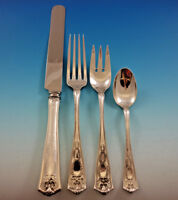 Winthrop by Tiffany and Co. Sterling Silver Flatware Set 12 Service 48 pc Dinner