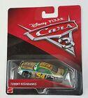 CARS 3 - TOMMY HIGHBANKS racer FAUX WHEEL DRIVE TEAM - Mattel Disney Pixar