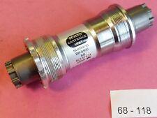 Shimano 6500  68 - 118 Octalink  bicycle bottom bracket / NOS