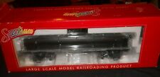 Bachmann Frameless tank Car Undec. with Metal Wheels