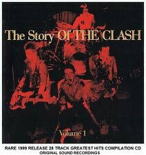 The Clash Very Best Essential Greatest Hits Collection RARE 2CD 70's 80's Punk