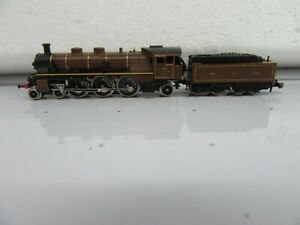 Z - Marklin 8108 Orient Express La Chapelle Steam Loco 5 Pole with Tender 4-6-2
