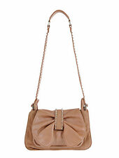"""3.1 PHILLIP LIM """"EDIE"""" STUDDED BOW BAG IN NATURAL BEIGE $850 NWT!"""