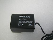 Mascot Switching Power SupplyType 9580 Genuine PSU 80 Watt. (Ref 36/04/2019)