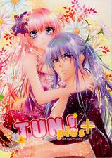 Vocaloid Doujinshi Fan Comic Camui Gackpo x Luka Megurine Tun! Plus+ Y-KR yukiru