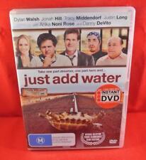 Just Add Water - Ex-Rental DVD - R4 AUS Free Postage Oz Wide