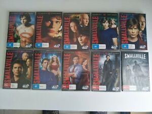 Smallville - Season 1-10 (REGION 4 DVD)
