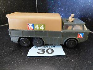 Rare - Matchbox Battlekings K116 Artillery Truck 1977 (30)