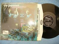 SUPREMES LP SING RODGERS & HART uk original A1 / B1  EX-