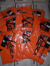 maglia shirt udinese legea senza nr , nome e sponsor taglia XL arancione