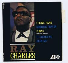 45 RPM JAZZ EP RAY CHARLES LOSING HAND