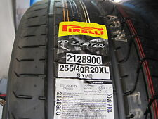"""20"""" BRAND NEW CHROMED PORSCHE PANAMERA RS SPYDER FACTORY OEM WHEELS AND TIRES."""