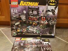 Lego Batman 2006 Arkham Asylum 7785  complete
