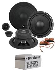 ESX Lautsprecher für Mercedes B-Klasse W245 Front Tür Auto Set Boxen 16cm System