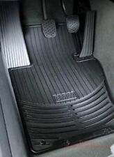 BMW E85 E86 Z4 Roadster Coupe Black All Weather Floor Mat Set 2003-2008 OEM