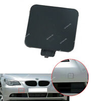 Front Bumper Tow Hook Cover Unpainted For BMW 5 E60 E61 X3 E83 E83N 2003-2007