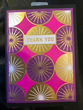 Hallmark Thank You Cards - Box of 10