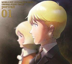 "Anime "" Móvil Suit Gundam The Origin"" Original Sonido S"