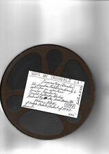 1942 FILM 16-mm VOUS ME TROUVEREZ LA ? CROIX ROUGE CANADIEN N & B-121 M-SONORE