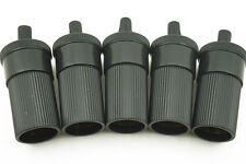 5 pcs Charger Female Car Cigarette Lighter Socket Power Plug Connector 12v /24v
