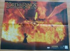 LOTR Fellowship Of The Ring Poster Supplement