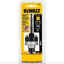 Dewalt 7/16 inch Shank Mandrel Arbor Power Tool Hole Saw Drill Bit Accessory New