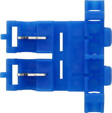 3M Scotchlok Connectors - Self-Stripping Blade Fuse Holders, Blue, Pack of 20