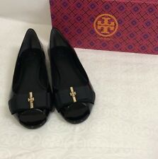 ec2675e79ab79 Tory Burch Women s Flat (0 to 1 2 in.) Patent Leather Heels for sale ...