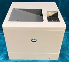 HP COLOR LASERJET M553N COLOR PRINTER full HP TONERS