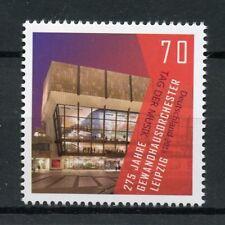Germany 2018 MNH Music Day Leipzig Orchestra Gewandhausorchester 1v Set Stamps