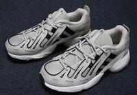 Mens ADIDAS Originals EQT Gazelle Running Shoes SIze 10 Sneakers GRAY BLACK