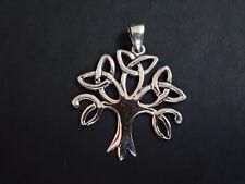 COLGANTE ARBOL DE LA VIDA PLATA DE LEY 925/ TREE OF LIFE STERLING SILVER PENDANT