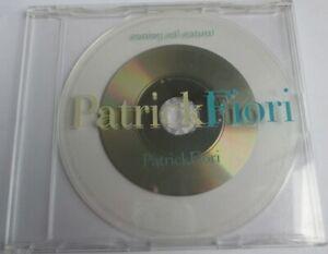 "PATRICK FIORI - CD SINGLE PROMO ""TOUTES LES PEINES"""