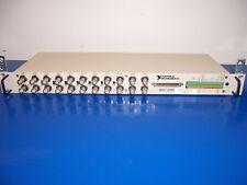 10660 NI BNC-2090 RACK MOUNTED BNC TERMINAL BLOCK