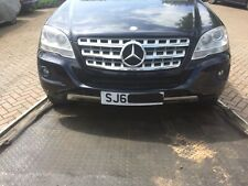 MERCEDES ML GL W164 X164 3.0 V6 CDI 96K ON CLOCK Completely Engine Plug And Play