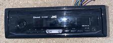 JVC Bluetooth Car Stereo Receiver USB MP3 WMA Player LCD AM/FM EQ AUX-IN See Pic