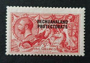 Bechuanaland 1919 KGV SG87 LMH/HR