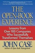The Open-book Experience: Lessons From Over 100 Companies Who Successfully Trans