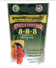 Purely Organic Products   2.25 lbs. Tomato and Vegetable Plant Food
