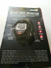 Avia Digital Heart Rate Monitor Step Counter Watch band fitness device