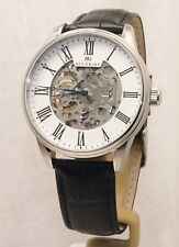 Accurist 7701 Gents Automatic Skeleton Dial Watch RRP £299 Authorised Stockist