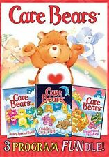 CARE BEARS: 3-PACK FUNDLE - DVD - Sealed Region 1