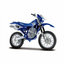 MAISTO 1:18 Yamaha TT-R250 MOTORCYCLE BIKE DIECAST MODEL TOY NEW IN BOX