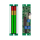 30seg 66mm LED Double Bargraph Module Used in Measure and Display DC Value 0-5V