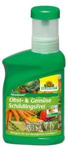 Neudorff Obst und Gemüse Schädlingsfrei Neudosan 250 ml