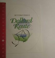 Aufkleber/Sticker: Internationale Dollard Route (220117126)