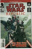 STAR WARS Republic #52 Dark Horse 2003 1st Asajj Ventress Cover  Clone Wars 1