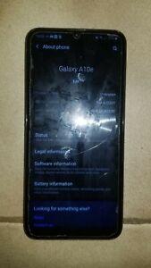Samsung Galaxy A10e SM-A102U - 32GB - Charcoal Black (AT&T) (Single SIM)