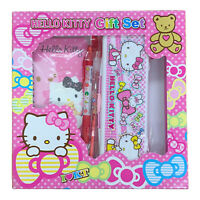 Hello Kitty Stationary Gift set Random Set Hello Kitty Homework Kit Random Color